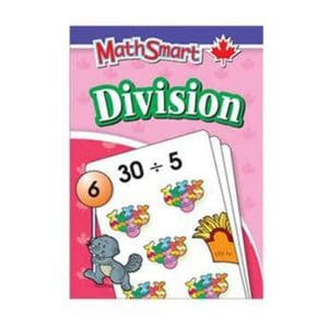 Division Flash Cards - Math Smart