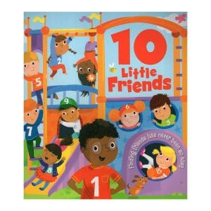 10 Little Friends