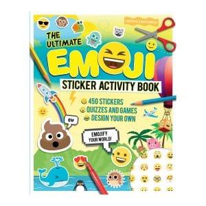Emoji 450 Sticker Activity Book