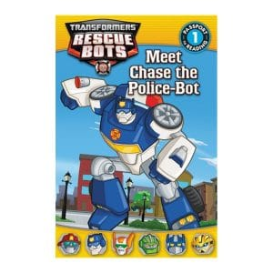 Meet Chase the Police-Bot Level 1