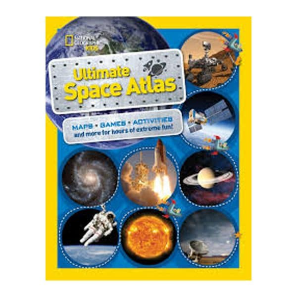 Ultimate Space Atlas, National Geographic Kids