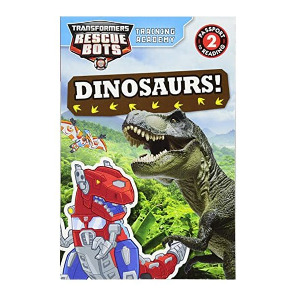 Dinosaurs Rescue Bots Level 2