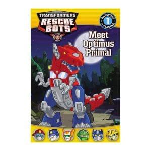 Meet Optimus Primal Level 1