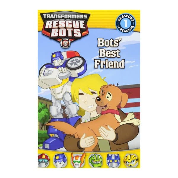Rescue Bots Bots' Best Friend Level 1