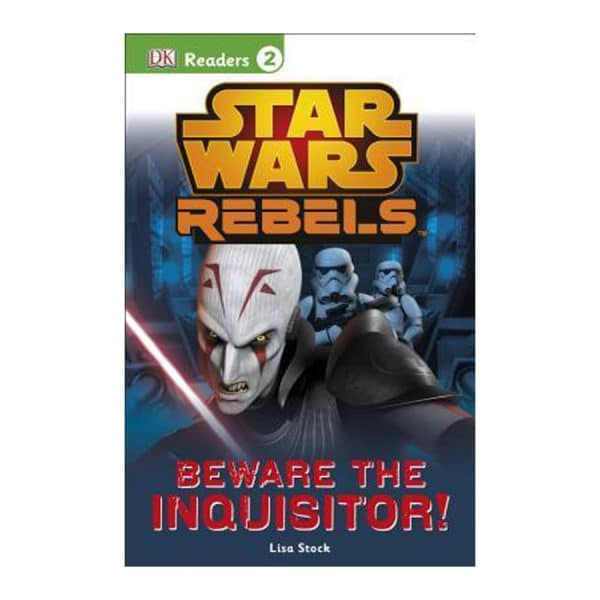Beware the Inquisitor! - Star Wars Rebels - Level 2