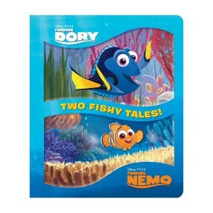 Two Fishy Tales Finding Nemo