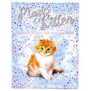 Magic Kitten Purrfect Sticker/Activity Book
