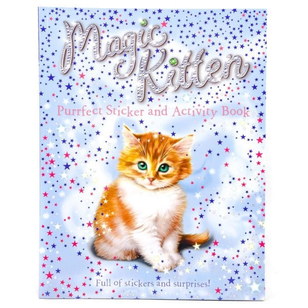 Magic Kitten Purrfect Sticker/Activity Book