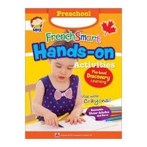 FrenchSmart Hands On Preschool