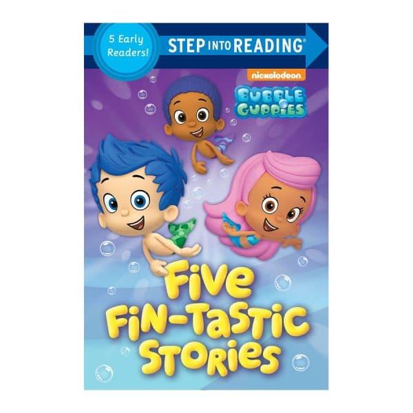Five Fin-tastic Stories Bubble Guppies