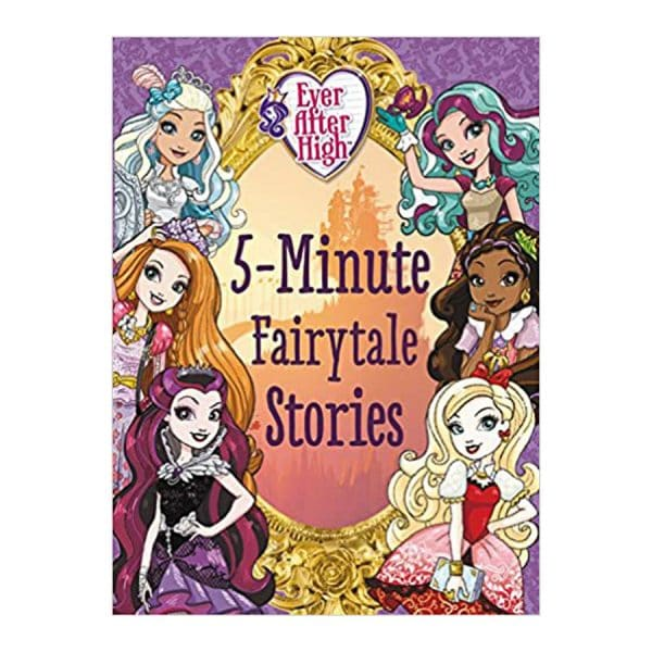 5 Minute Fairytale Stories Ever After High
