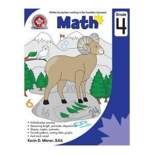 Math Grade 4 - Canadian Curriculum Press Forward Learning