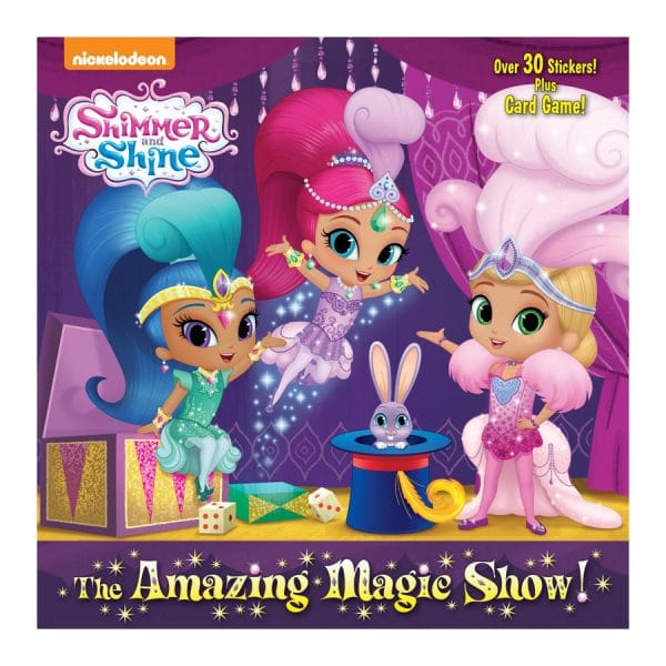 Amazing Magic Show Shimmer and Shine