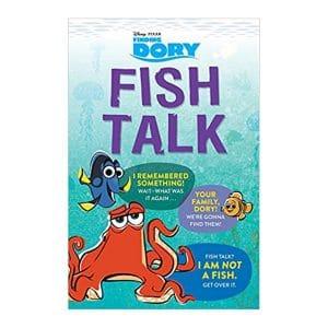 Finding Dory Fish Talk