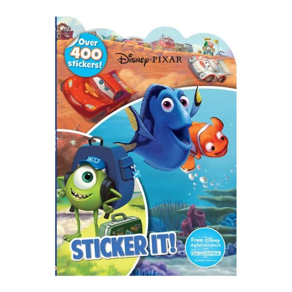 Disney Pixar Sticker It Finding Dory