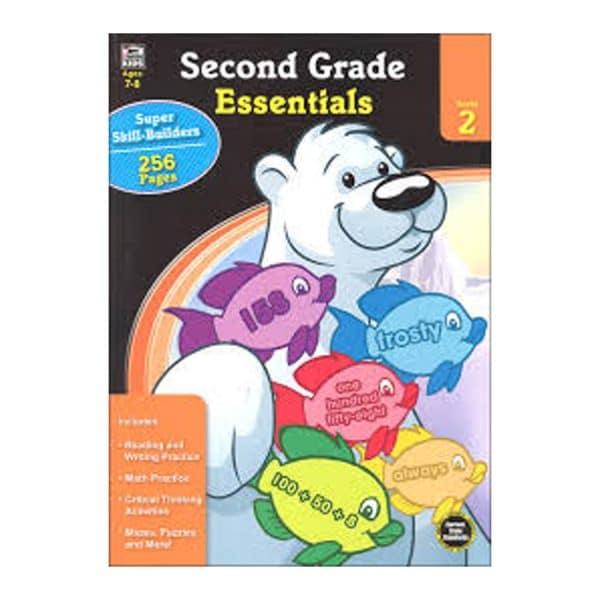 Second Grade Essentials Super Skill Builders