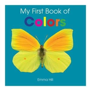 My First Book of Colors