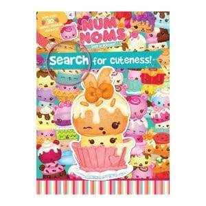 Num Noms Search for Cuteness!