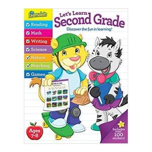 The Learnalots Let's Learn Second Grade