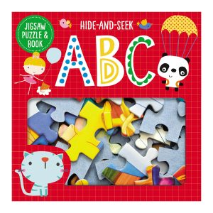 My Awesome ABC Jigsaw Puzzle n Book
