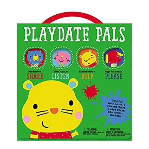 Playdate Pals Box Set Behaviors
