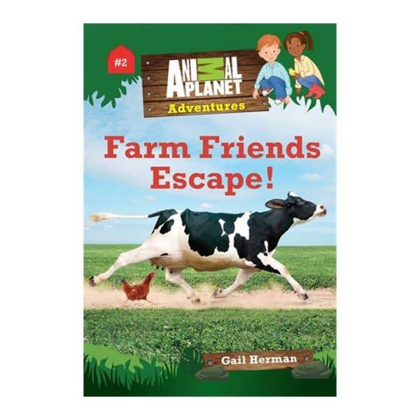 Farm Friends Escape Book 2 Animal Planet