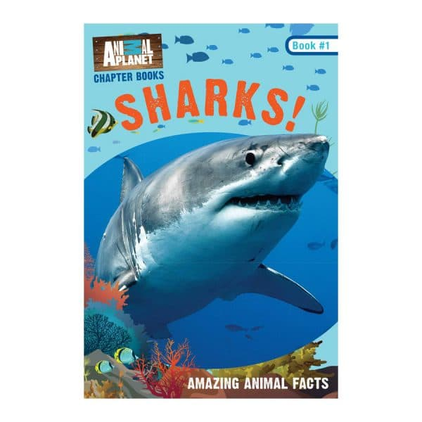 Sharks Vol 1 Animal Planet