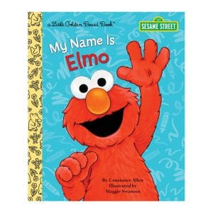 Sesame Street My Name is Elmo