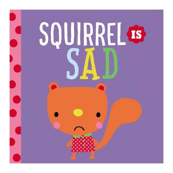 Squirrel is Sad