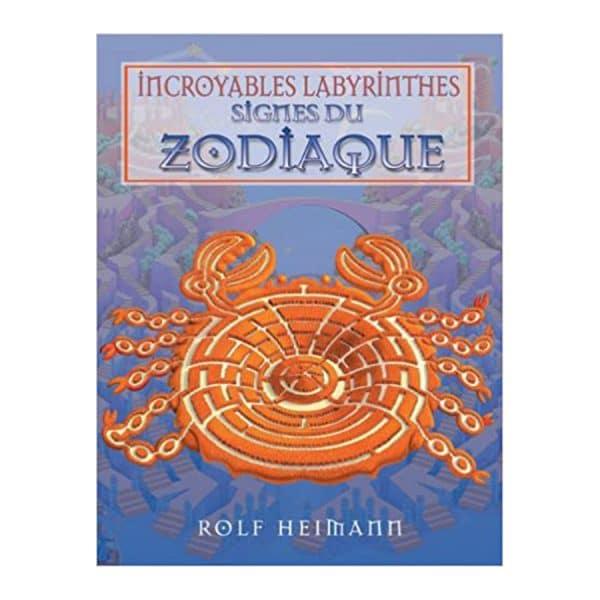 Incroyables Labyrinthes Signes Du Zodiaque