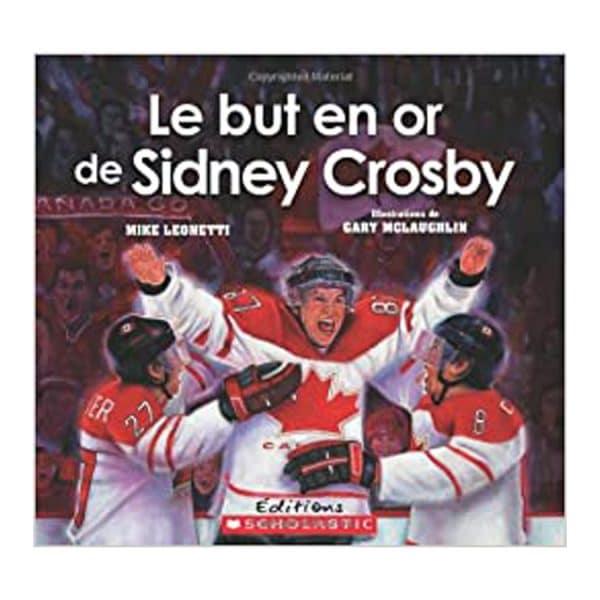 Le but en or de Sidney Crosby