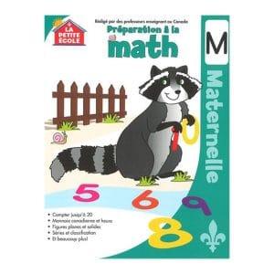 Preparation a la Math Gr K