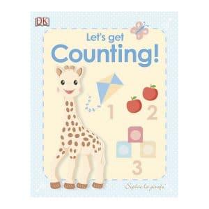 Let's Get Counting Sophie la girafe