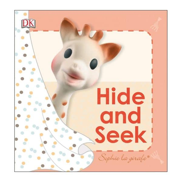 Hide and Seek Sophie la girafe