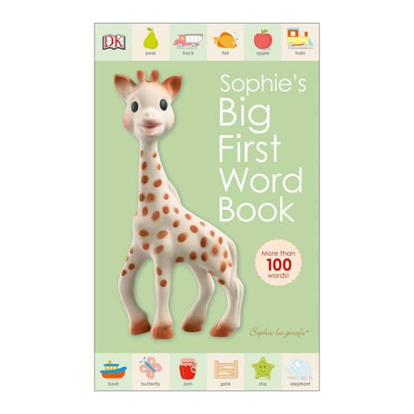Sophie's Big First Word Book