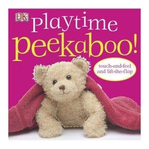 Playtime Peekaboo!