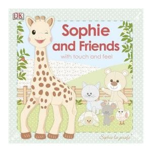 Sophie and Friends Touch and Feel Book