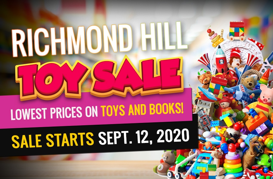 Richmond Hill Toy Store