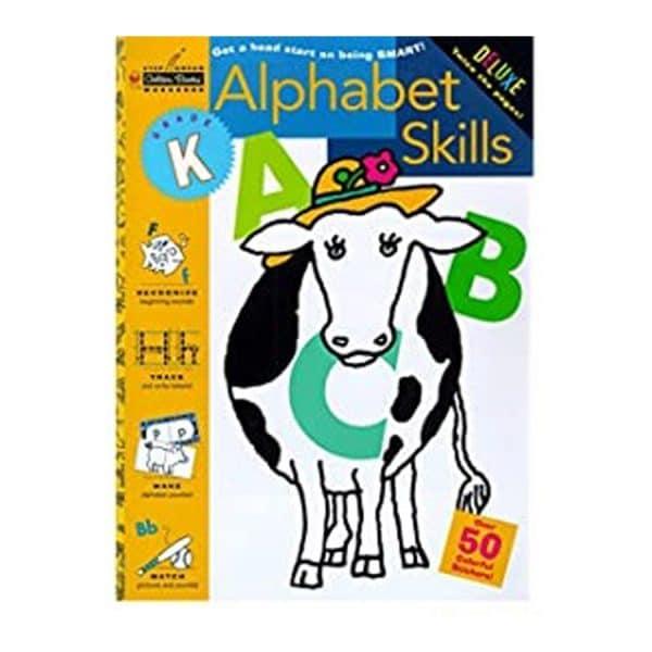 Alphabet Skills Kindergarten