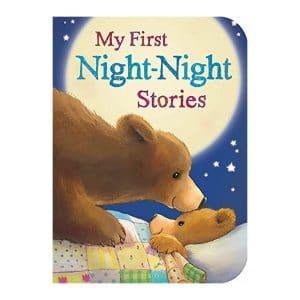 My First Night-Night Stories Board book