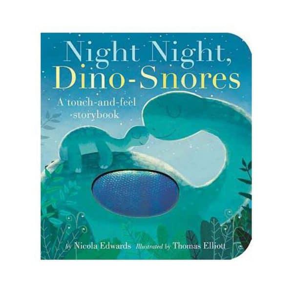 Night Night, Dino-Snores Board book