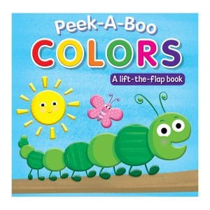 Peek-A-Boo Colors Board book