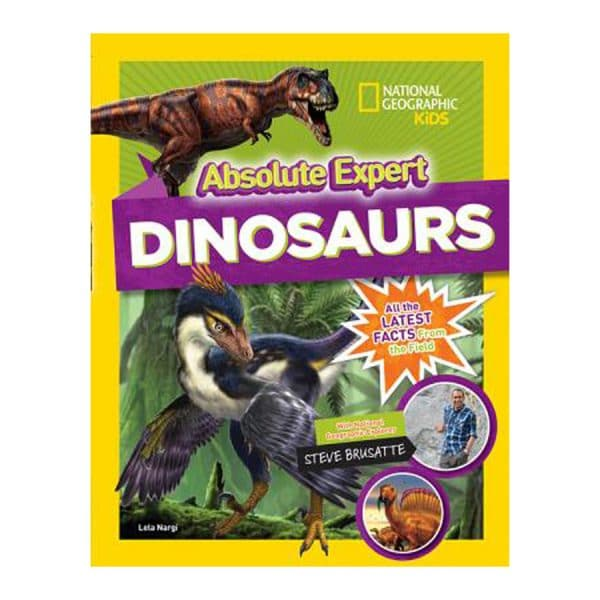 Absolute Expert: Dinosaurs Hardcover