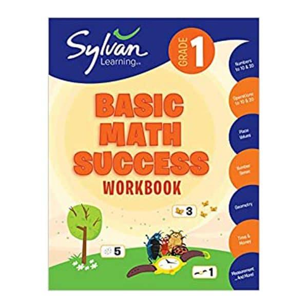 Basic Math Success Workbook Grade 1