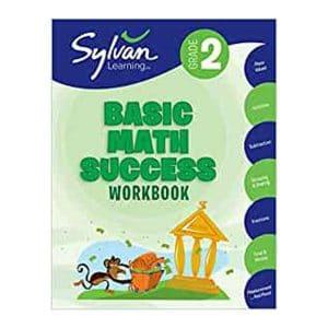 Basic Math Success Workbook Grade 2