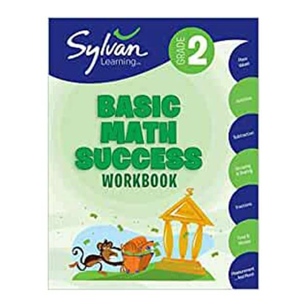 Basic Math Success Workbook Grade 2