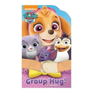 Nickelodeon PAW Patrol: Group Hug! Board book