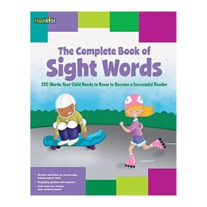 The Complete Book of Sight Words