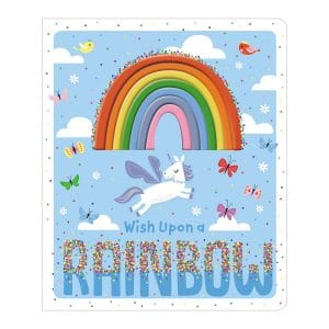 Wish Upon a Rainbow Board book
