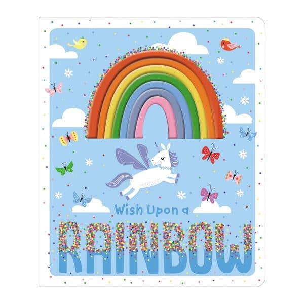 Wish Upon a Rainbow Board book